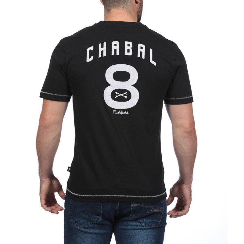 T-shirt Le Chabal Noir