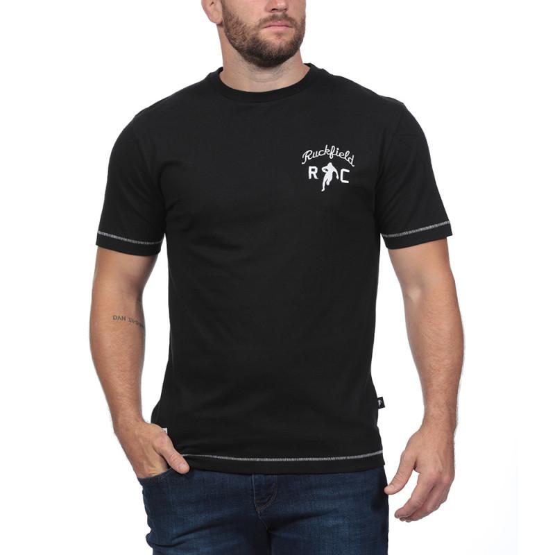 T-shirt Le Chabal Noir