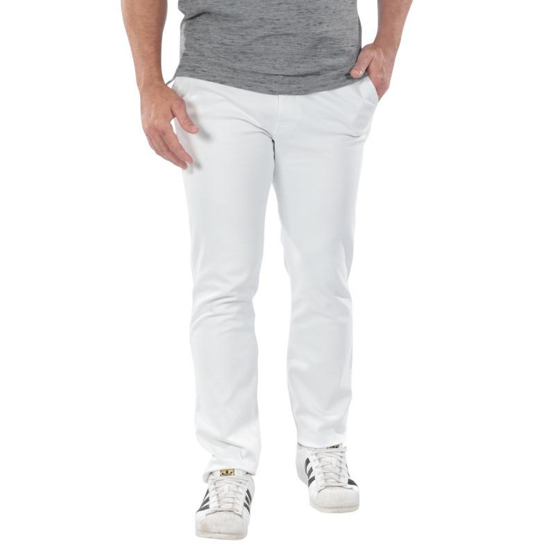 Pantalon Chino Blanc