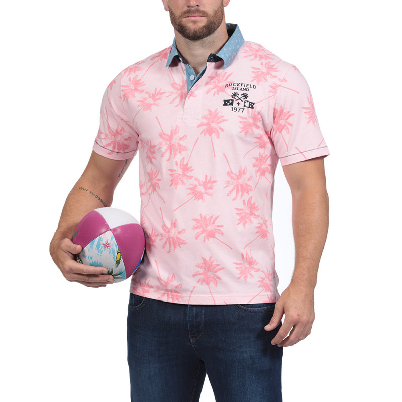 Polo Rugby Island rose