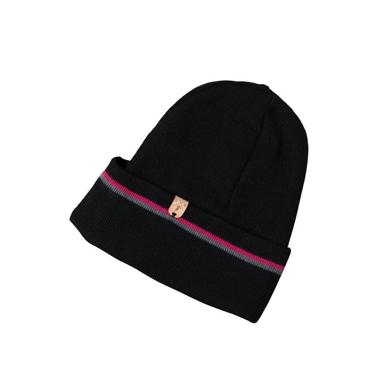 Bonnet noir Made in France