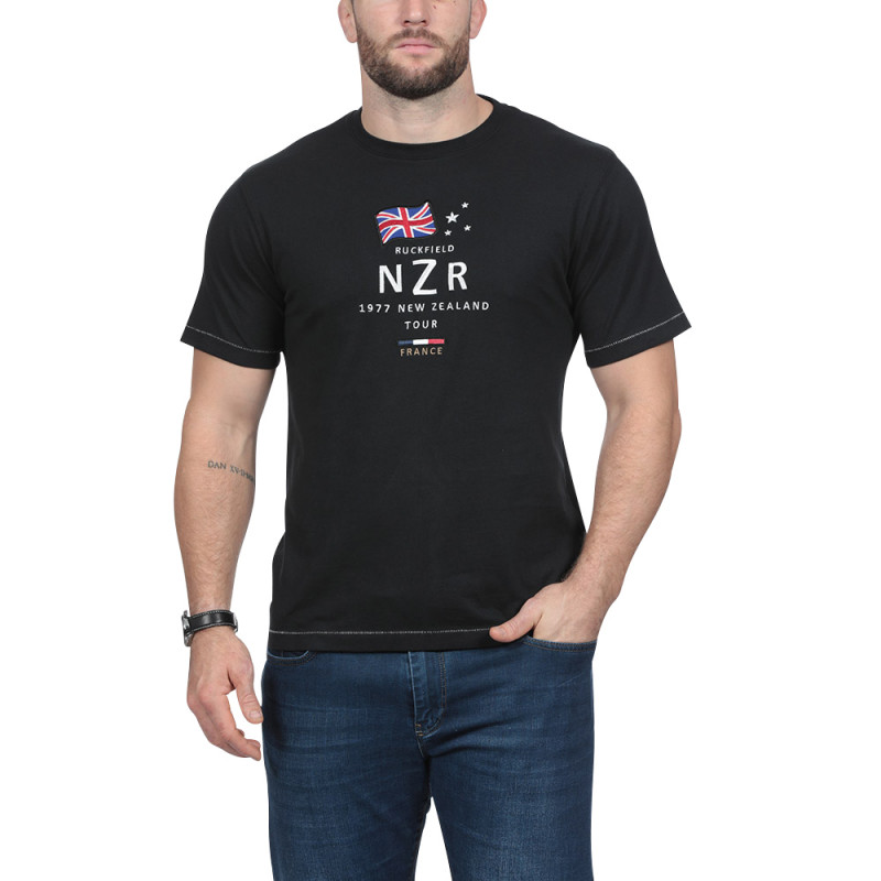 T-shirt nations Nouvelle Zelande