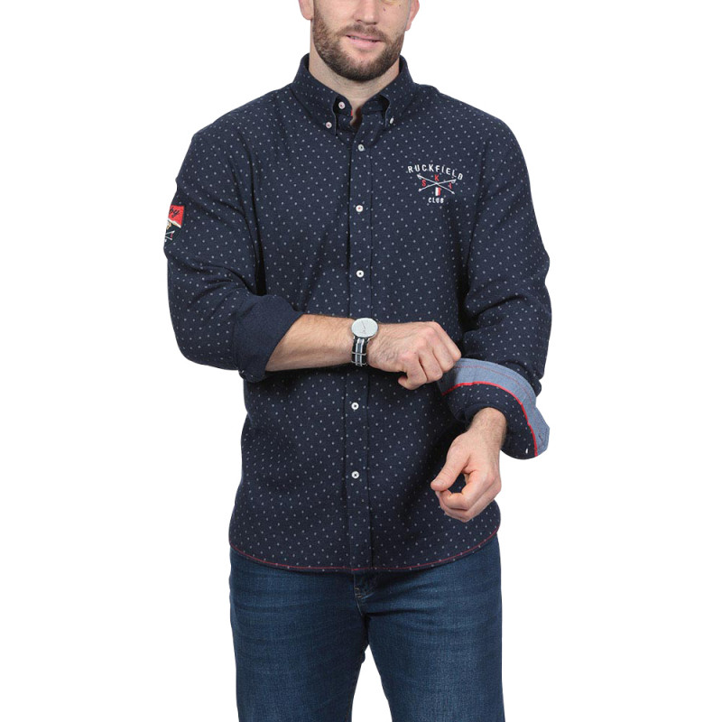 Chemise hiver rugby