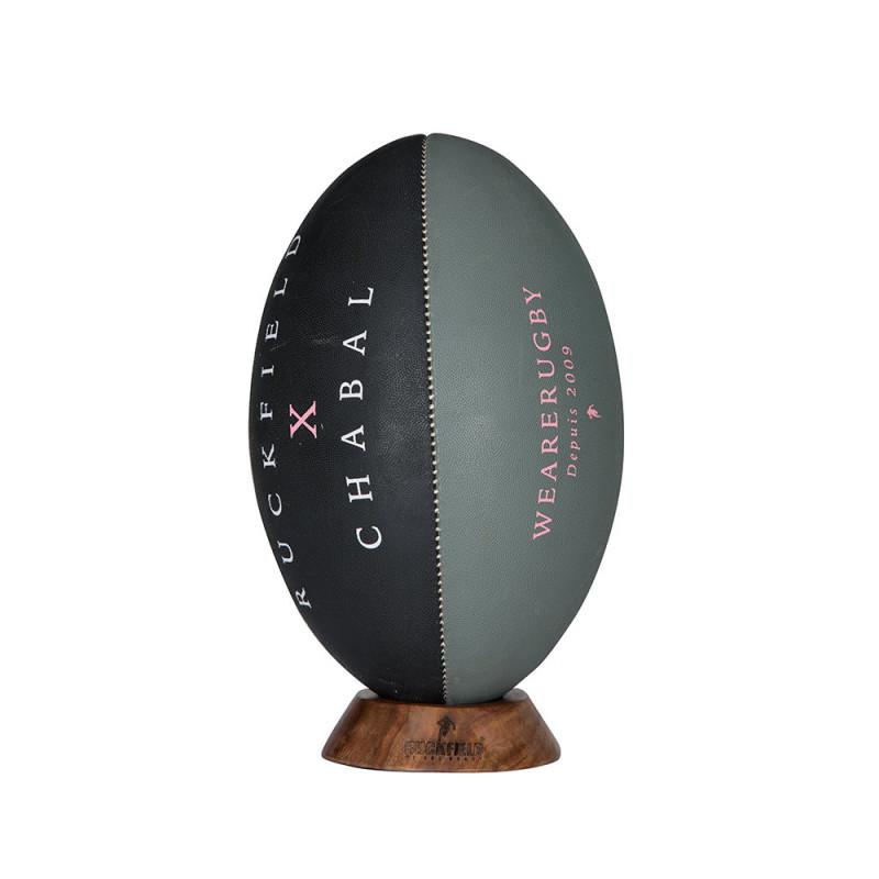 Ballon de rugby anniversaire