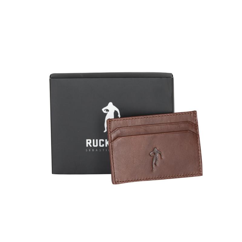 Porte carte marron Ruckfield