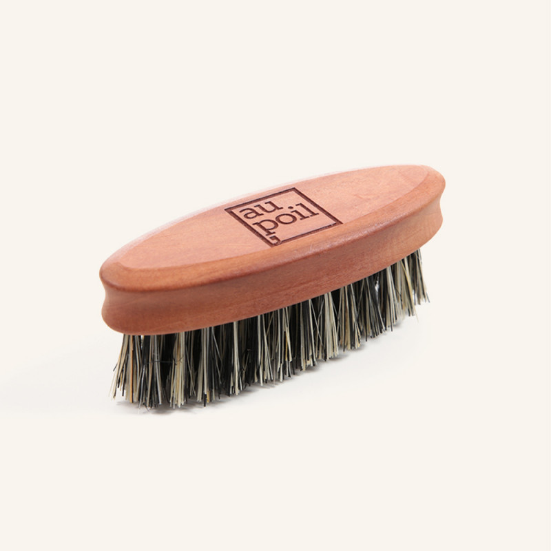 Brosse à barbe petit format AU POIL