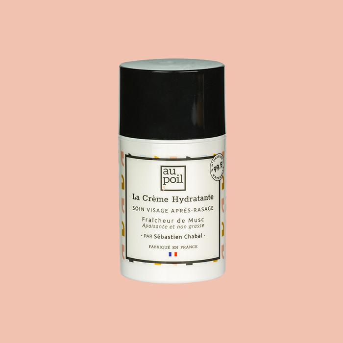 Crème hydratante après rasage AU POIL