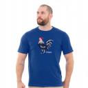 T-shirt bleu French