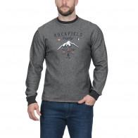 T-shirt outdoor gris