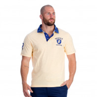 Polo rugby seven jaune