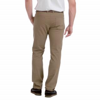 Pantalon beige homme