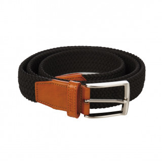 Ceinture extensible noire by Ruckfield