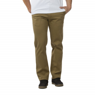 Pantalon homme chino beige disponible du 38 au 56.