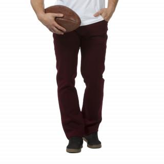 Pantalon Rugby Essentiel bordeaux pour homme grandes tailles