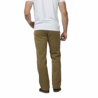 Pantalon Regular beige rugby