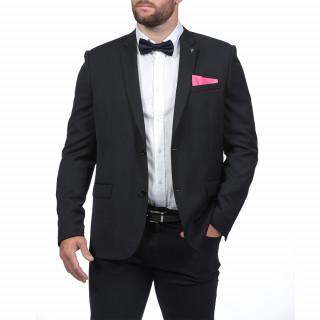 Le blazer noir grande taille by Ruckfield