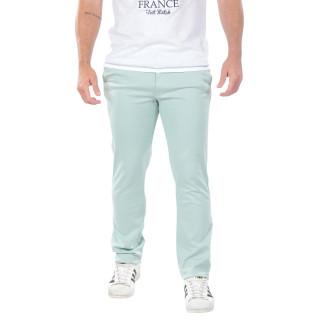 Pantalon Chino Vert du thème Rugby Essentiel