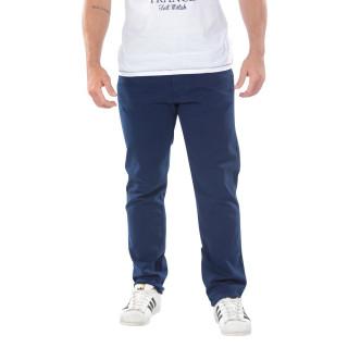 Pantalon 5 poches bleu marine du thème Rugby Essentiel