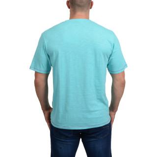 T-shirt Chabal Island Bleu Turquoise