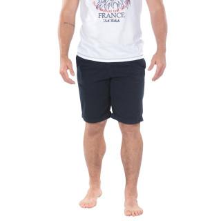 Bermuda Ruckfield en 100% coton avec deux poches chino et un revers.