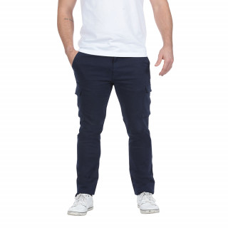 Pantalon cargo bleu marine Ruckfield