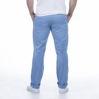Pantalon chino bleu ciel