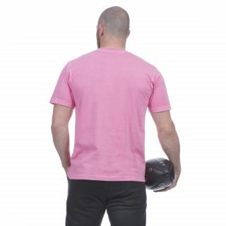 T-shirt homme été rose