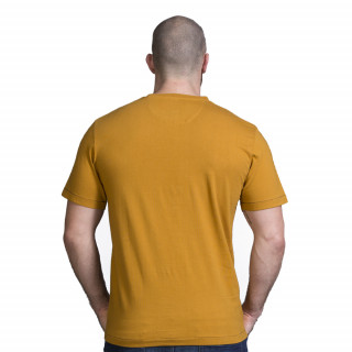 T-shirt moutarde homme