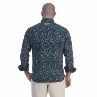 Chemise à fleurs homme