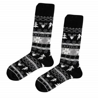 Chaussettes à motifs de noël pour homme disponible en 39/42, 43/46, 47/50