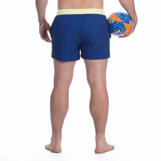 Short de bain rugby seven bleu