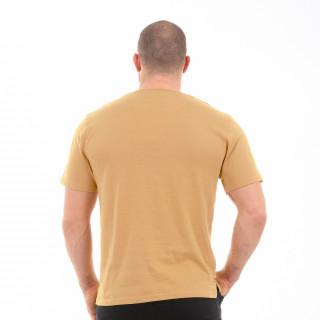 T-shirt jaune rugby héritage