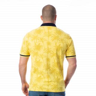 Polo jaune maori colors