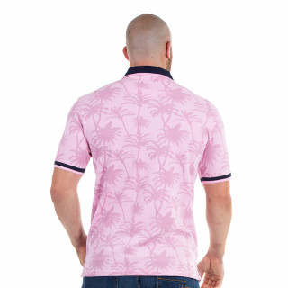 Polo rose maori colors