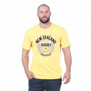 T-shirt jaune maori colors