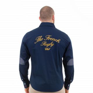 Chemise marine French Rugby Club