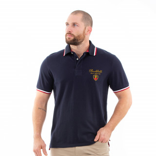 Polo homme manches courtes french rugb Club