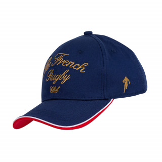 Casquette French Rugby club marine pour homme