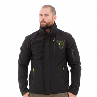 Softshell homme du thème rugby camps