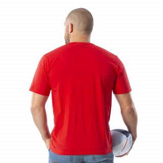 T-shirt à manches courtes rouge