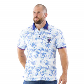 Polo Palm Beach manches courtes.