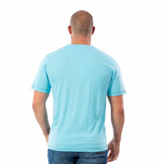 T-shirt turquoise We are rugby