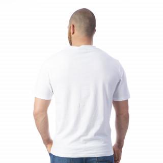 T-shirt blanc rugby maori