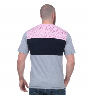 T-shirt rose Rugby Club
