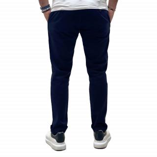 Pantalon chino essentiels marine