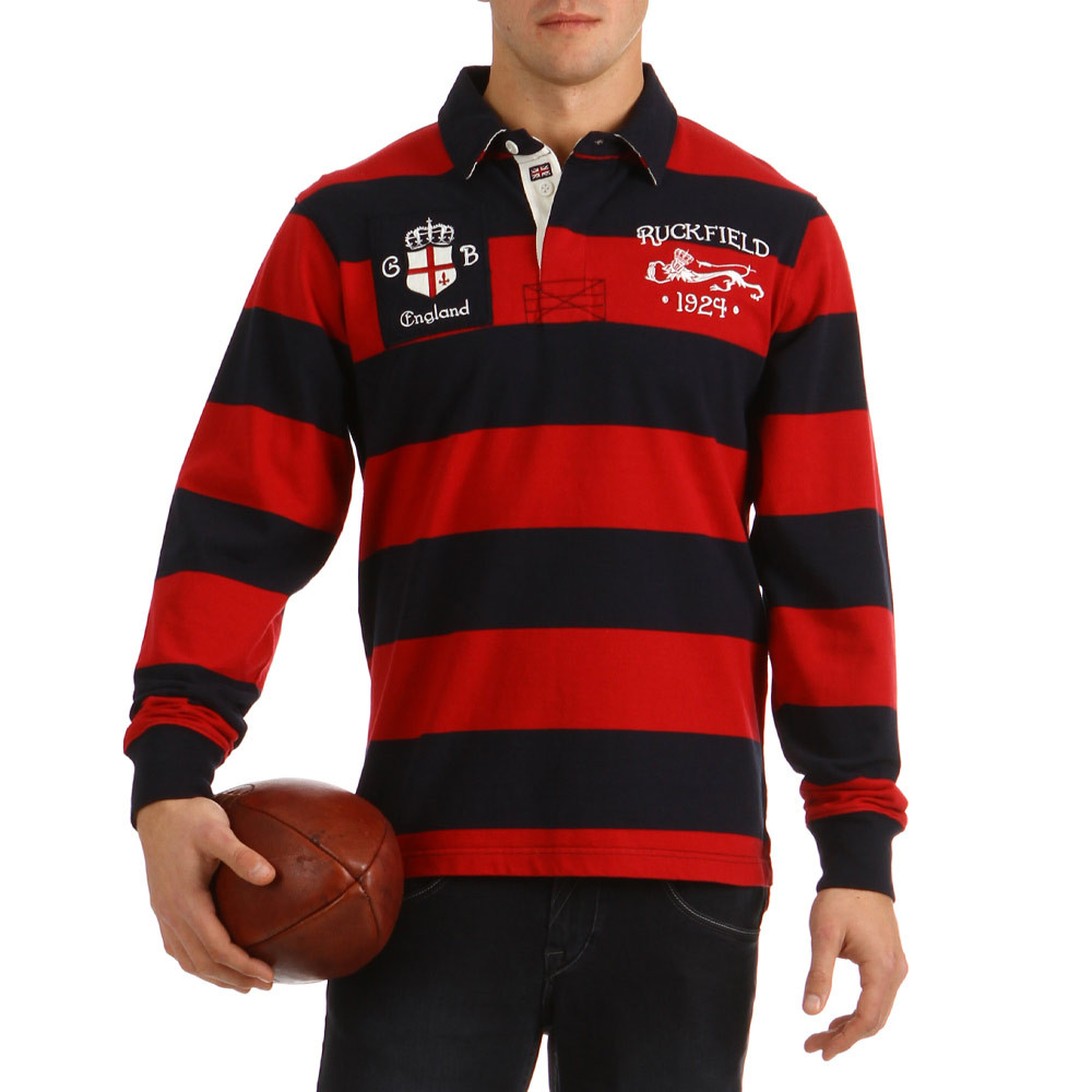 Polo rugby england ruckfield for Big and tall polo rugby shirts