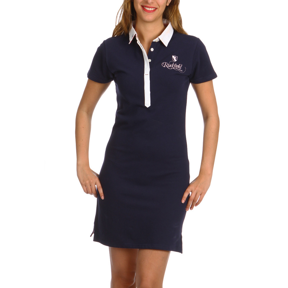 Women's polo shirt dress - RUCKFIELD