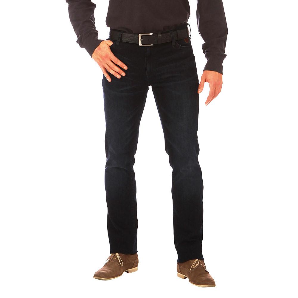After match blue denim jeans ruckfield for Matching denim shirt and jeans