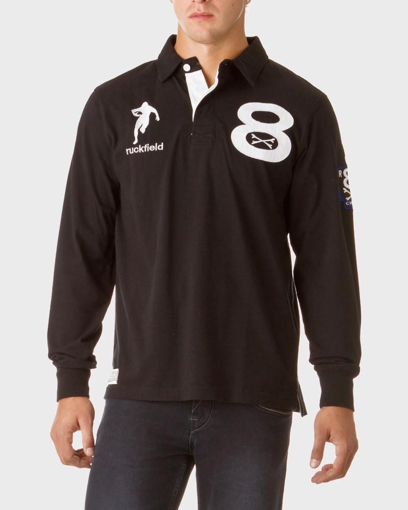 Chabal Rugby Polo Shirt
