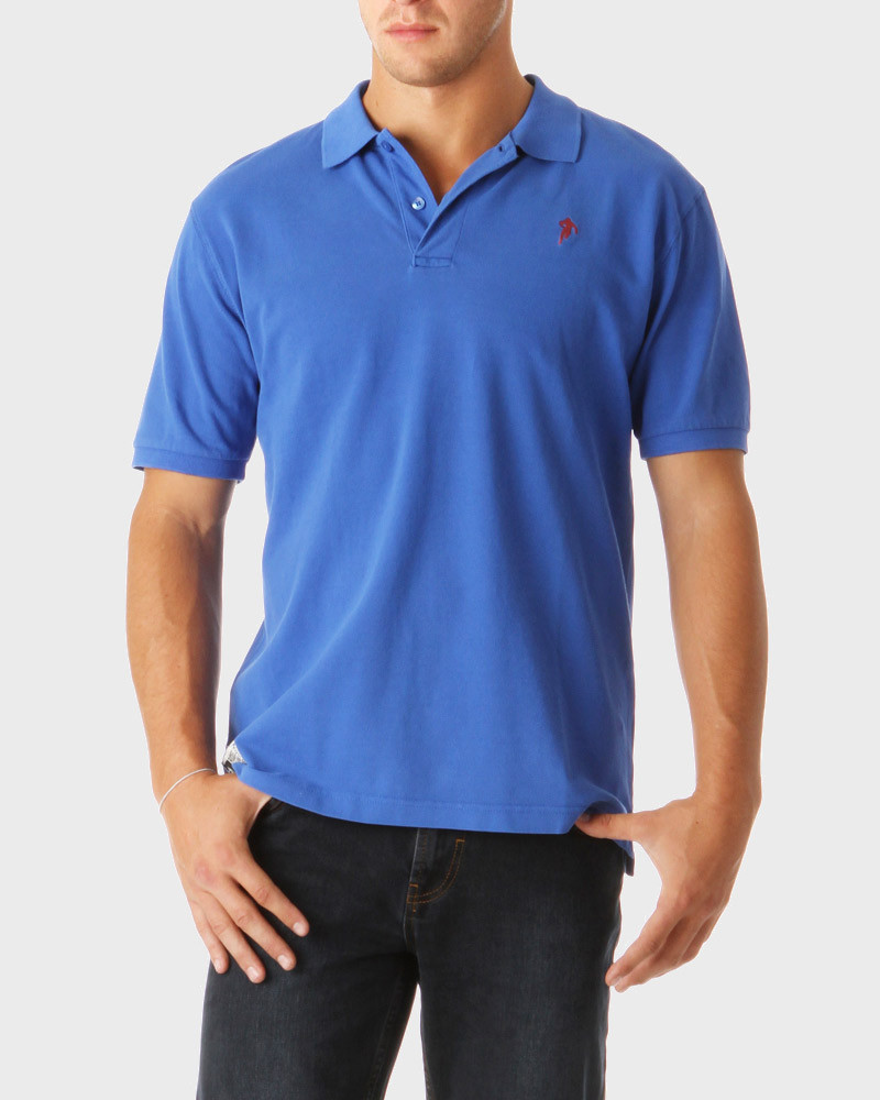 Rugby Essentiels Polo Shirt